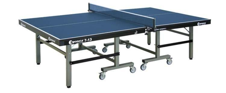 Ittf table tennis table sponeta s7 13 ittf table tennis tables professional ittf - Sponeta table tennis table ...