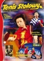 Magazine MODEST Table tennis in Poland and around the world NR 1 (24) 2005