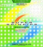 Short pips TSP Super Spinpips Chop