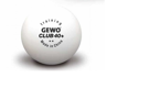 plastic balls GEWO Training Club 40+ ** 1 pcs.