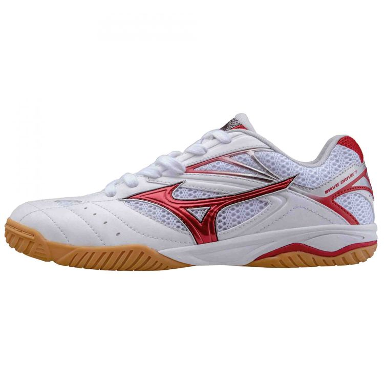 newest collection 9de0a cd09c Sport Shoes MIZUNO Wave Drive 7 red