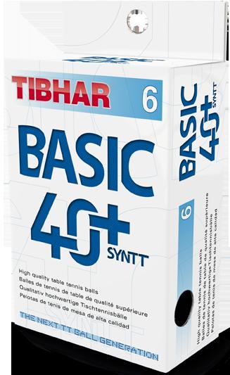 SYNTT NG 6er Tibhar Ball Basic 40
