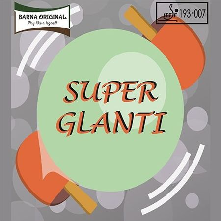BARNA ORIGINAL Super Glanti