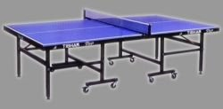 ITTF Table Tennis Table TIBHAR TOP ITTF
