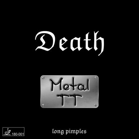 Long pips METAL TT Death