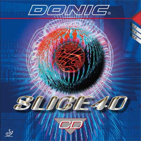 Pips-in DONIC Slice 40 CD