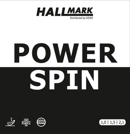 Pips-in HALLMARK Power Spin