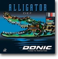 Pips-out Long DONIC Alligator DEF