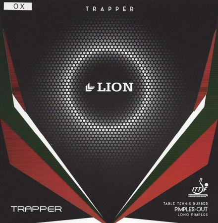 Pips-out Long LION Trapper OX