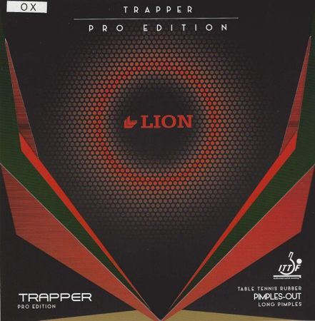 Pips-out Long LION Trapper Pro OX