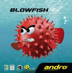 Pips-out Short ANDRO Blowfish