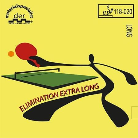 Pips-out long DER MATERIALSPEZIALIST Elimination Extra Long