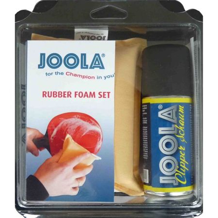 Rubber Cleaner JOOLA Clipper Clean set