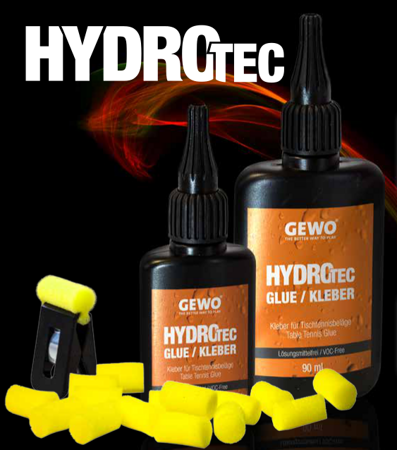 Set GEWO for water glue