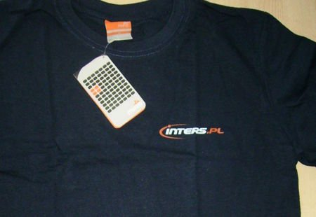T-shirt INTERS Small Logo